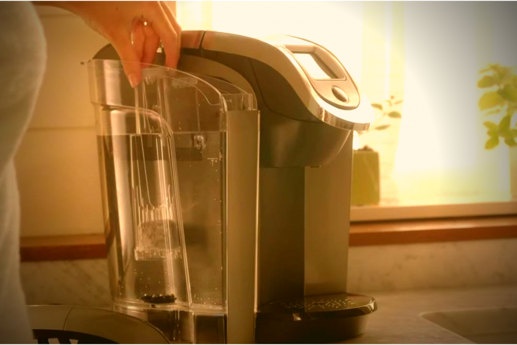 How To Self Clean Cuisinart Coffee Maker 3 Easy Steps